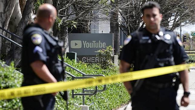 didiskriminasi motif pelaku penembakan di markas youtube