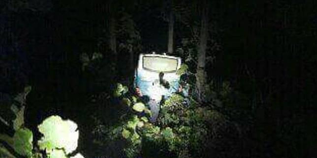 Cerita horor angkutan umum yang ternyata berhantu (Liputan6.com/FB/Edhie Prayitno Ige)
