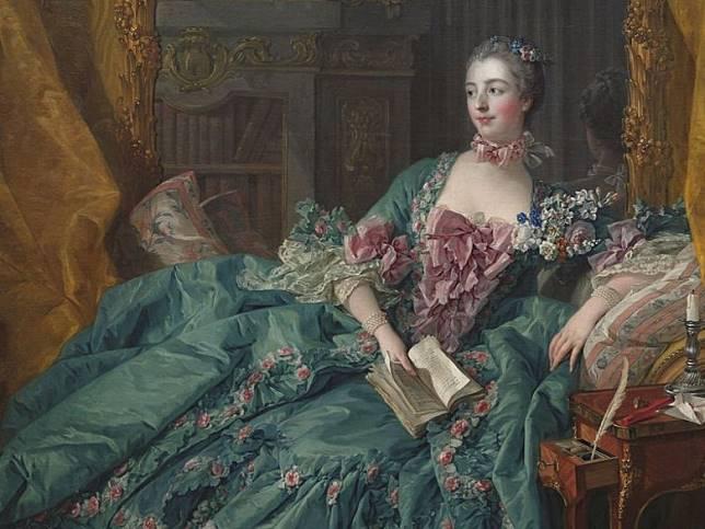 雖然現時油頭算得上是男士專利,但其實油頭起源自18世紀法國國王路易十五情婦龐巴度夫人(Madame de Pompadour)當時愛把頭髮往後梳高之髮型,所以油頭英文就是Pompadour,順帶一提香港人以前會講嘅「飛髮」,當中飛就是取自Fade的諧音。(互聯網)