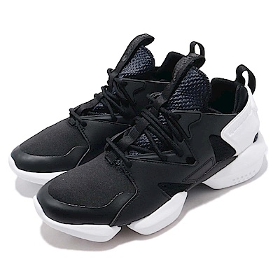 品牌: REEBOK型號: DV4271品名: 3D OP. Lite配色: 黑色 白色特點: 襪套 輕量 透氣 舒適 避震 穿搭 球鞋 黑 白