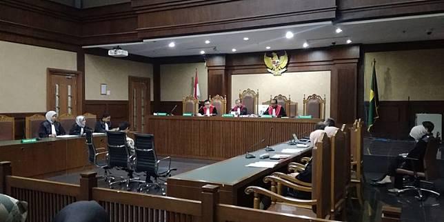 Hakim Tipikor Tegaskan KPK Berwenang Tangani Perkara Romahurmuziy
