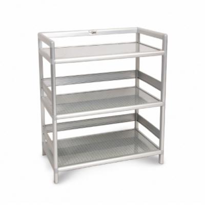 穩定造型 機能兼具 品質保證 安心使用 優質鋁合金 防水易清潔