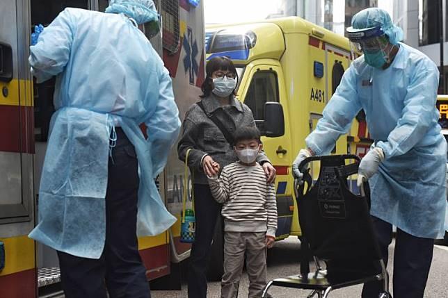 ฮ่องกงประกาศสถานการณ์ฉุกเฉิน จากเชื้อไวรัสโคโรนา