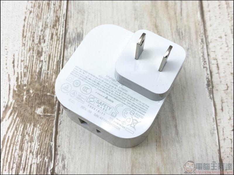 Innergie 45H USB-C Power Adapter萬用充電器 - 5
