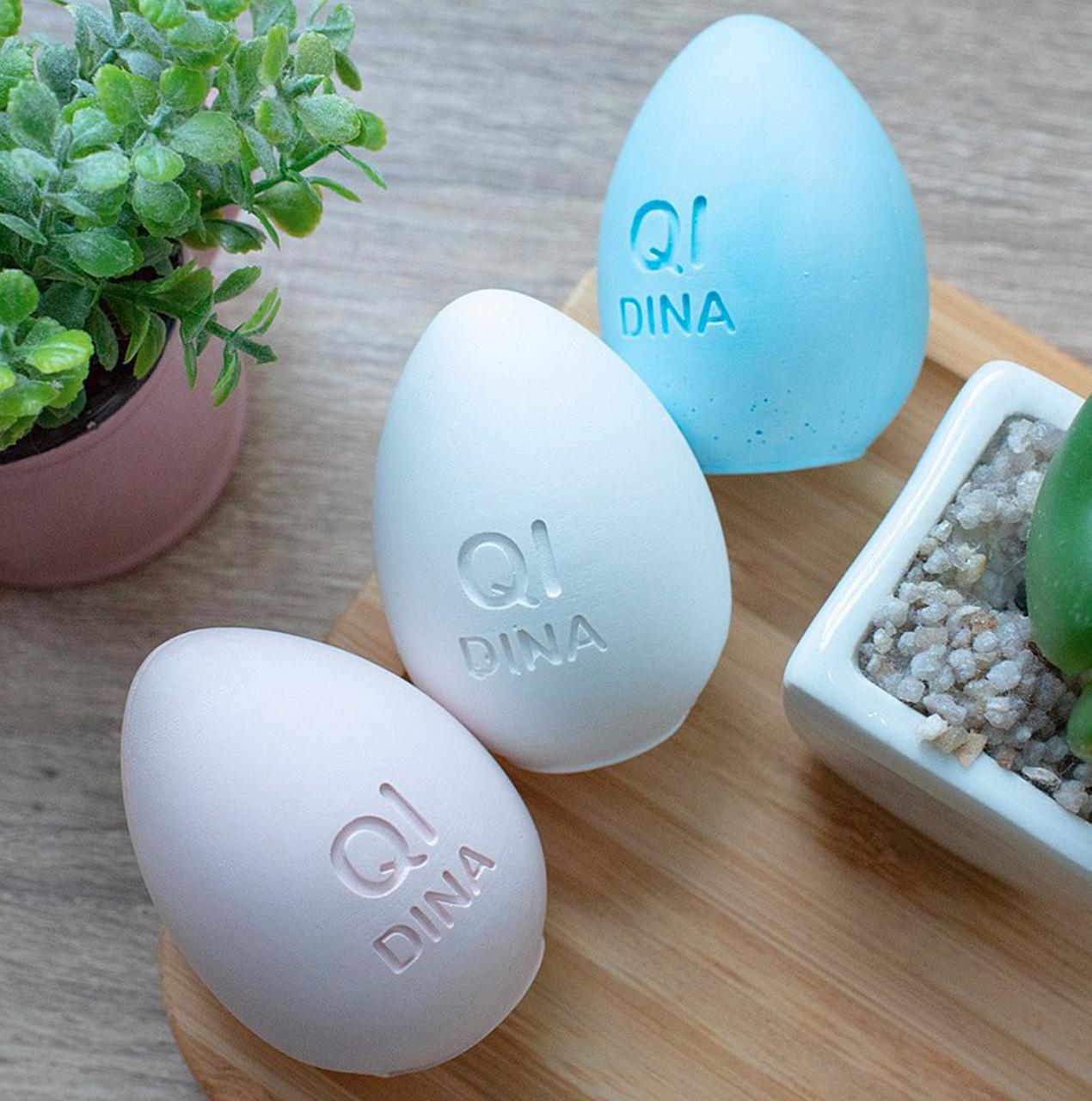 Pinkoi QIDINA 日用館 台灣手工蛋型彩色珪藻土