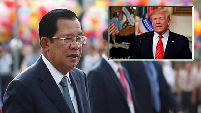 สหรัฐฯขอให้กัมพูชากลับสู่เส้นทางประชาธิปไตยหลังปราบปรามพรรคฝ่ายค้าน