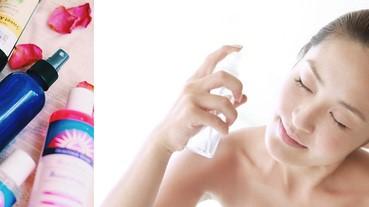 噴霧的10種功效你都知道嗎?漂亮肌膚每天噴一噴就能獲得