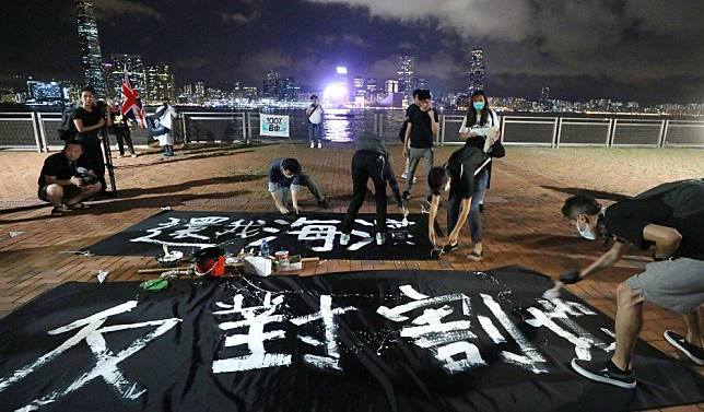 Group asks Hong Kong town planning watchdog to rezone strip of Central harbourfront handed over to PLA as open space to avoid conflict
