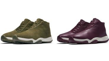新聞分享 / 皮革質感造就不一樣的 Air Jordan Future