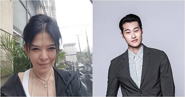 「嬤孫戀」火辣同居 60歲美魔女激愛23歲凱渥天菜男模