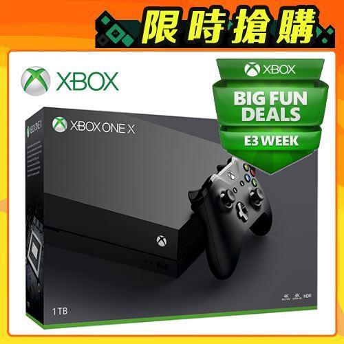 【XBOX】One X (1TB) 黑潮版 CYV-00020【三井3C】。人氣店家SANJING三井3C的數位、電視遊戲機、XBOX有最棒的商品。快到日本NO.1的Rakuten樂天市場的安全環境中