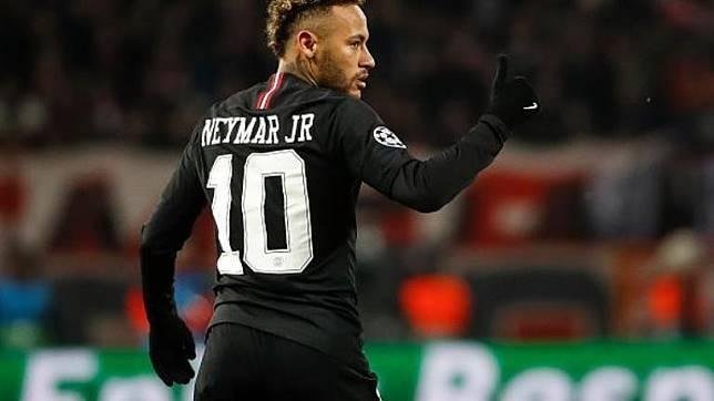 Jersey Neymar Sudah Tak Dijual di Toko Resmi PSG