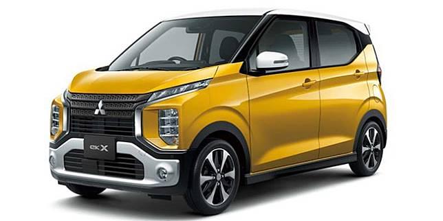 Mitsubishi eK X versi Jepang (Mitsubishi)