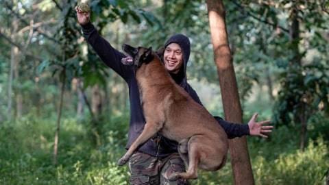 Sparta, Anjing Bima Aryo, Mati karena Komplikasi Penyakit