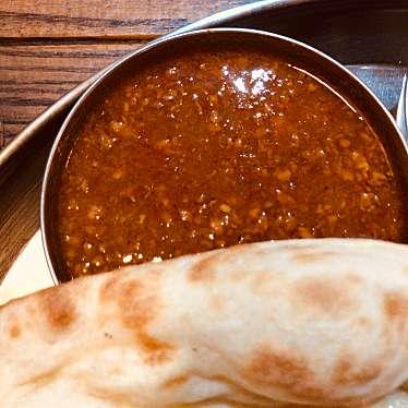 実際訪問したユーザーが直接撮影して投稿した西新宿インド料理インド定食ターリー屋 新宿西口店の写真