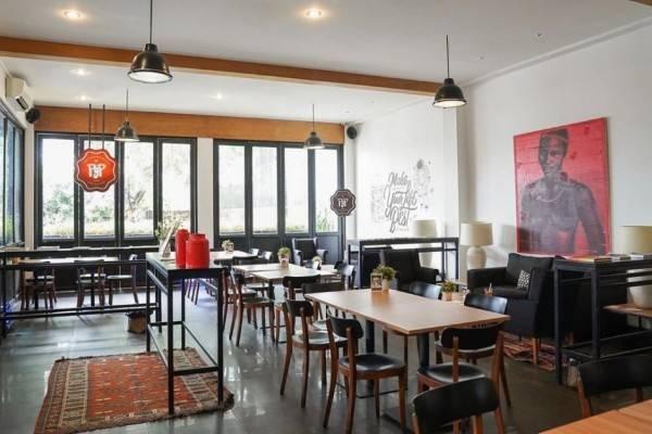 10 Rekomendasi Kafe di Tangerang