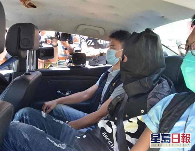 事件中26歲(主犯)被警方拘捕。林思明攝