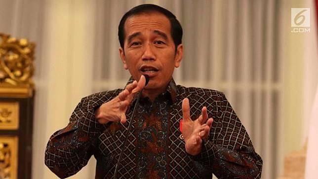 Pimpin Sidang Kabinet Paripurna, Jokowi Bahas Prioritas Nasional 2019