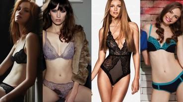 不要只會買 Victoria's Secret!推薦 4 個讓妳性感的內衣品牌