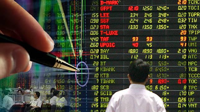 ตลาดหุ้นไทย-SET-INDEX