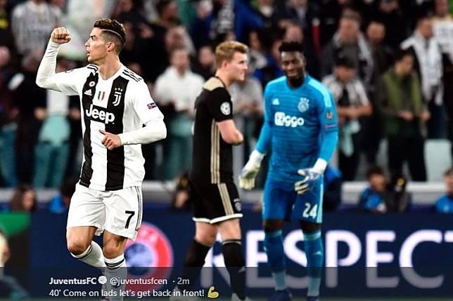 Cristiano Ronaldo Usai Tersingkir UCL – Bungkam di Sosmed, Curhat ke Ibu hingga Minta Syarat ke Juventus