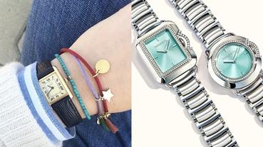 一只好手錶會帶你走向美好的地方!Cartier、Bulgari、Hermès、Tiffany…10萬以下手錶推薦(持續更新