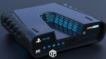 Sony 最新世代 PlayStation 5 實體原型機曝光