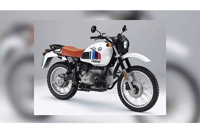 เผย BMW ฉลองครบรอบ 40 ปีของจักรยานยนต์ซีรี่ย์ GS