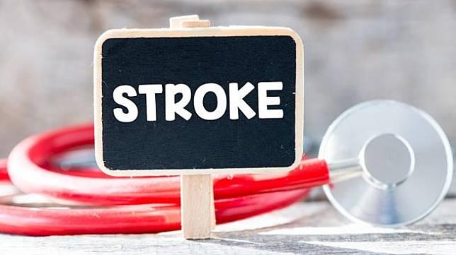 Penyakit stroke (Shutterstock)