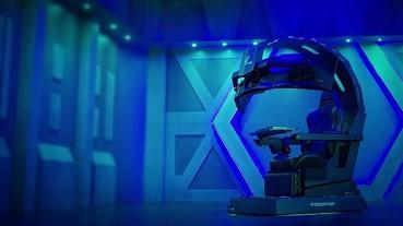 全球首賣! Acer Predator Thronos 電競座艙雙 11 開賣,售價 299,000 元