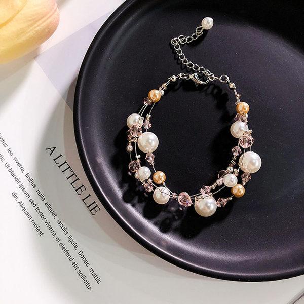 日系 時尚 百搭 韓版 萌 甜美 氣質 手環 手鍊
