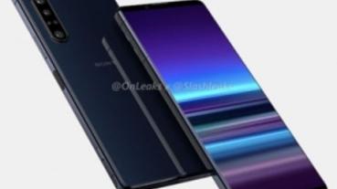 方正機身、耳機孔回歸!2020 Sony 新機 Xperia 5 Plus 外型曝光