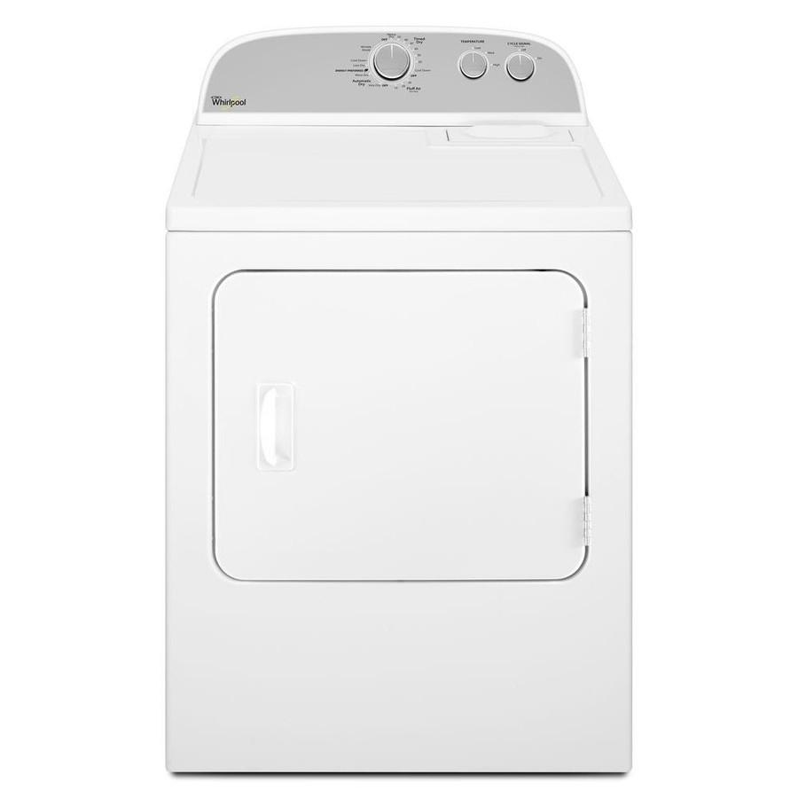 Whirlpool惠而浦12公斤直立極智瓦斯型乾衣機 WGD4815EW 含基本安裝【歡迎聊聊詢價】