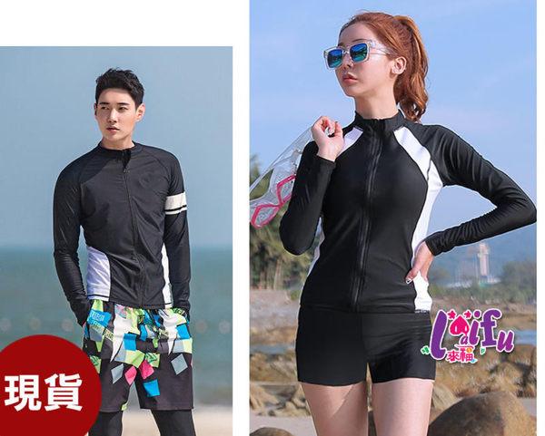 得來福泳衣,V317泳衣單外套浮潛外套情侶泳衣游泳衣泳裝正品,女單外套售價880元