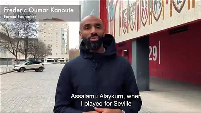 Frederic Kanoute.*