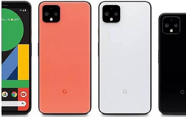 Google Pixel 4 dan Google Pixel 4 XL (google)