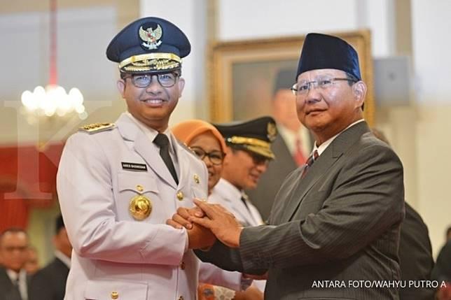 Survei Indo Barometer: Anies jadi lawan terberat Prabowo jika maju pada Pilpres 2024