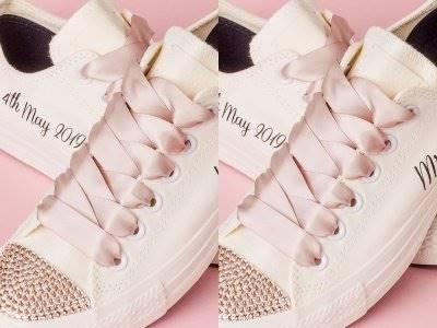 Converse Rilis Sepatu Sneakers yang Nyaman Untuk Pernikahan