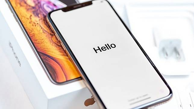 Layar iPhone. [Shutterstock]