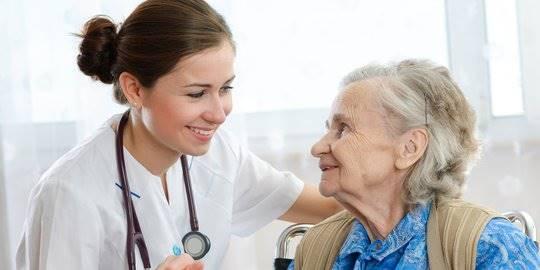 Ilustrasi tenaga kerja perawat. ©Shutterstock/Alexander Raths