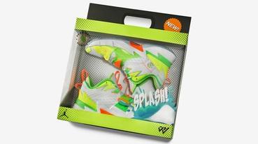 新聞分享 / 屬於 Russell Westbrook 的兒時回憶 Jordan Why Not? Zer0.3 'Splash Zone' PE 細節真到位