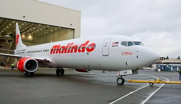 Malindo Air. airlinereporter.com