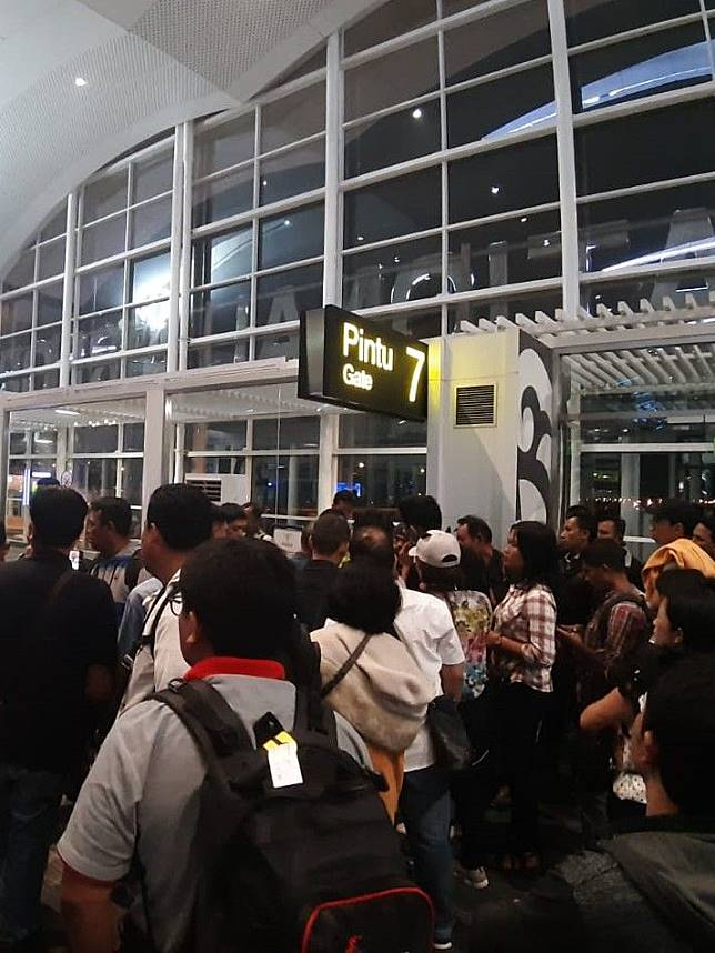 Diduga Ada Gangguan di Pintu Belakang, Pesawat Lion Air di Sumut Batal Terbang
