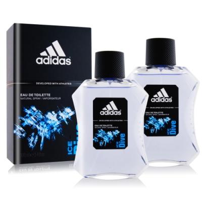 運動也可以噴的香水 西班牙製造 Ice Dive