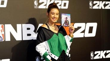 正宗 NBA 籃球遊戲系列《NBA 2K20》在台舉辦上市活動,週末到信義區可免費修剪 NBA 球星髮型