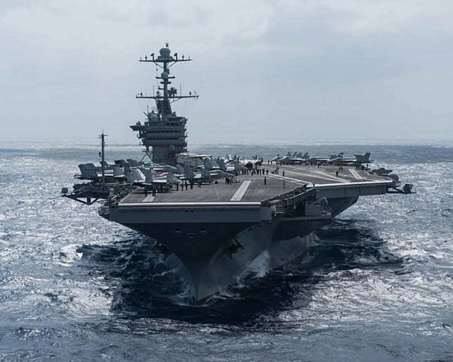 US military operations in South China Sea increase risk of confrontation, think tank says