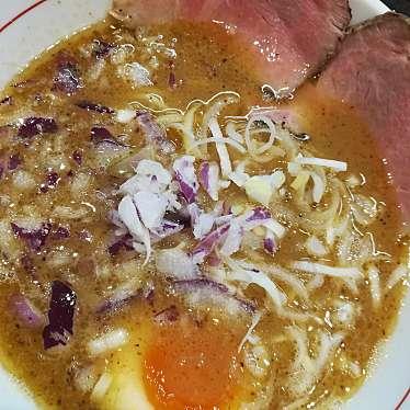 実際訪問したユーザーが直接撮影して投稿した北口町ラーメン専門店拉麺 水輝の写真