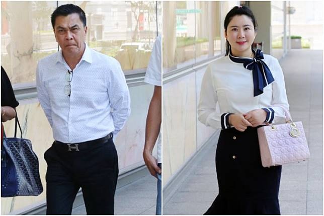 roperty agent Angelina Jiang, 33, has produced chat messages to argue that the money was a gift to her that businessman Toh Eng Tiah, 55, was not entitled to reclaim.