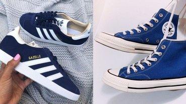 10 對 2020 年 Pantone 色經典藍色球鞋推薦