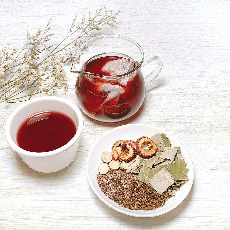 纖暢茶 漢方養生茶 10入 山楂 決明子 荷葉